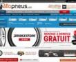 5€ de réduction sur pneus à partir de 250€ de commande chez allopne.