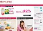 Monoprix en ligne