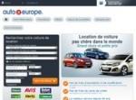 Auto Europe en ligne