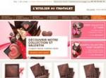 Atelier du Chocolat en ligne