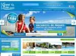 Logo Grand Bleu Vacances