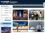 Voyage Langue en ligne