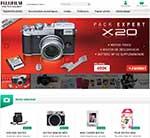 Logo Boutique Fujifilm