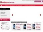 Auchan Telecom en ligne
