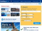 Booking.com en ligne