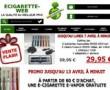 Offre N° 12461 Ecigarette-Web