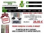 Ecigarette-Web en ligne