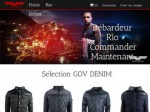 Logo Gov Denim