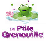Logo La P'tite Grenouille