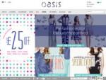Logo Oasis Stores
