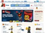 Logo Lego Shop