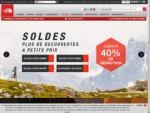 The North Face en ligne