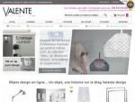 Valente design en ligne
