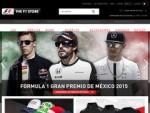 Store Formula 1 en ligne