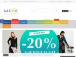 Mode in Coton en ligne