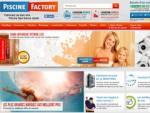Piscine Factory en ligne