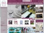 Table et Dépendances en ligne