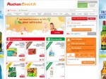 Auchan Direct en ligne