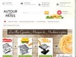 Autour des Pâtes en ligne