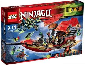 Ninjago L'ultime QG des ninjas