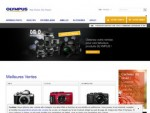 Olympus Shop en ligne