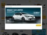 Renault Retail Group en ligne