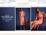 ShopBop en ligne