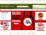 Offres The Body Shop Valide