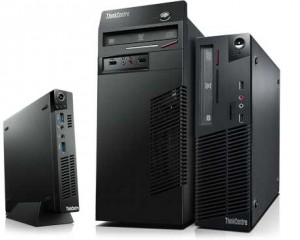 ThinkCentre Ordinateurs  entreprise