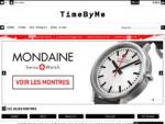 Logo TimeByMe