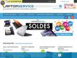 Laptop Service en ligne