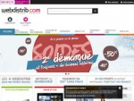 Webdistrib en ligne