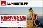 Alpiniste en ligne