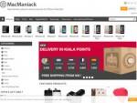 Mac Maniack en ligne