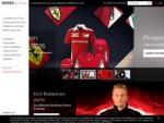 Ferrari Store en ligne