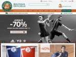 Offres Roland Garros Store Valide