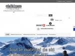 Web Ski Shop en ligne