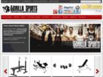 Logo Gorilla Sports