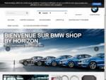 Shop BMW en ligne