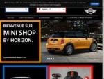 Shop MINI en ligne