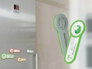 Réfrigérateur connecté