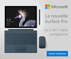 Promotion de 15% Microsoft Store