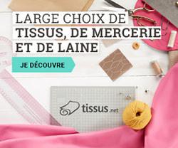 coupon de 5€ tissus.net
