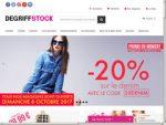Logo Dégriff Stock