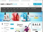 Logo Hair and Beauty Online