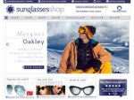 Logo Sunglasses Shop