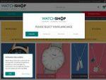 Logo Watch Shop